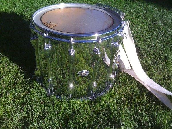 1980 Slingerland Marching Drum.JPG