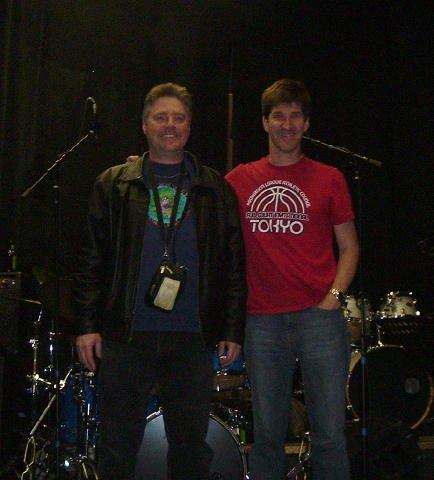Chad and Bill backstage school of rock show.jpg