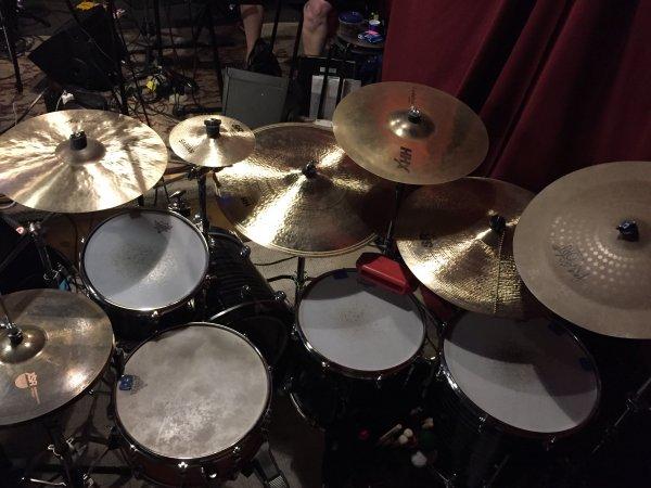 City of Angels drum setup (Randolph, August 2019).JPG