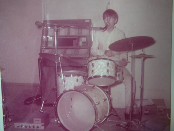 First Drum Set, First Band 004.JPG