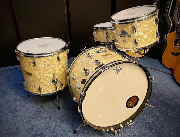 Future of Forestry drum kit.jpg