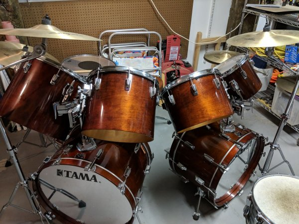Tama Superstar mahogany kit 1.jpeg
