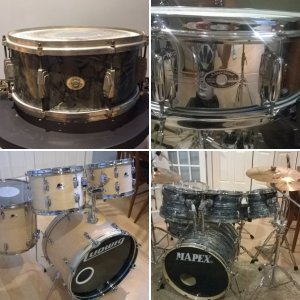 Drum Repair and Renovation Projects
