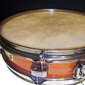 1968 Ludwig Mod Orange Jazz Combo