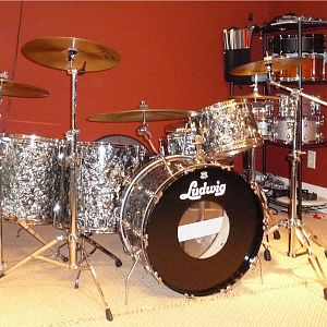 1963 Ludwig New Yorker