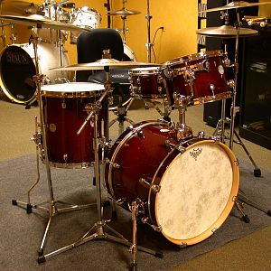 Mapex Meridian Maple Bop Kit With Fiberskyn