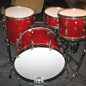 1956 WFL's in Red Sparkling Pearl