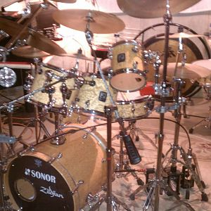 Sonor S Class Pro in Grained Maple