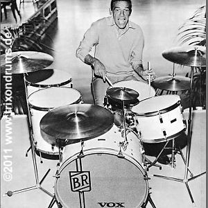 Buddy Rich VOX set of 1967