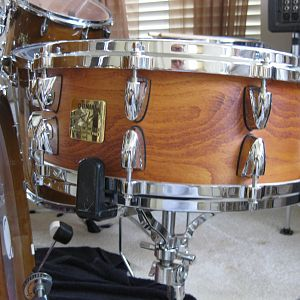 Sonny Emory Signature beech snare