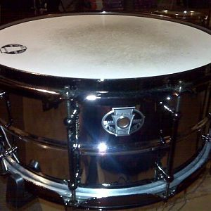 Ludwig Black Magic SS 6.5 x 14