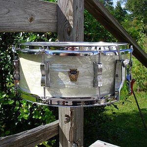 '60 ludwig trans badge buddy rich super classic