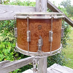 48-52 wfl 10x14 marching snare
