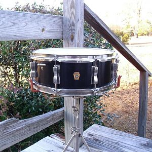 '66 Ludwig Jazz Festival black lacquer
