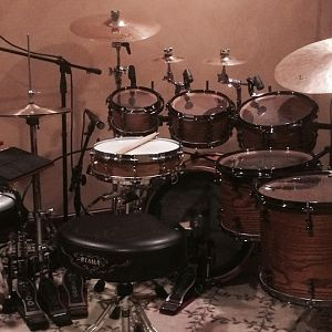 Noble & Cooley SS Oak Atomic Kit!!