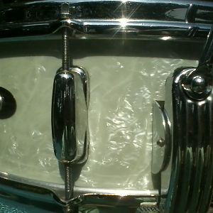 Radio King Super Krupa Snare