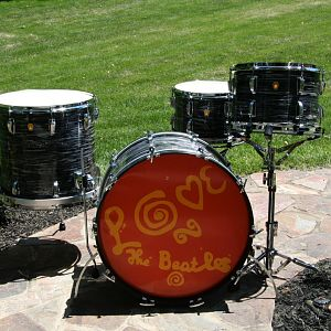 Restored Big Beat Kit