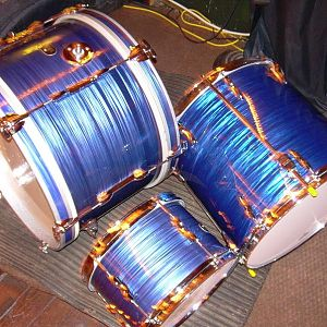olies with rewrapped floor Tom 469