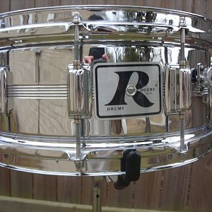 6.5x14 ROGERS Dyna-Sonic 1980 no-serial badge