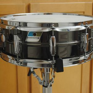 70's 5x14 Ludwig Black Beauty Super Sensitive